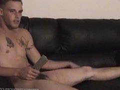 Vinnie Gives Straight Boy Buzz A Blow Job