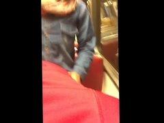 Pegged On A Train
