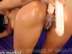 Full anal insertion 18 inches