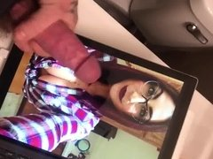 Cumtribute for jenna