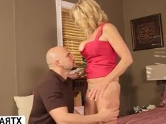 Lovely Step Mom Kendall Rex Riding Cock Sweet Hot Step son