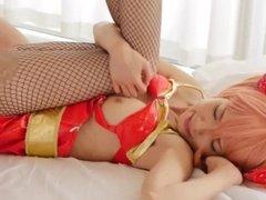 [C2.Lab] 01.MIKA idolmaster cinderella girls jougasaki mika cosplay sex