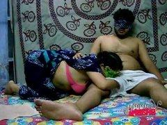 Velamma Bhabhi Bend Over Taking Her Lover Big Cock In Ass