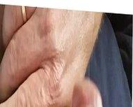 Thick Cord Sperm Closeup