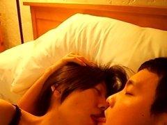 Really Beautiful Korean GF's dirty sex part-1