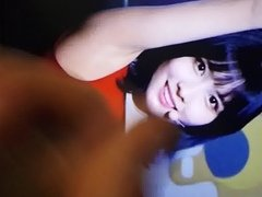 TWICE momo cum tribute