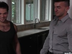 Men.com - Aspen and Jake Ashford - For A Good Time Call Part