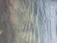 Running at the Beach 2