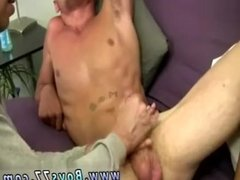 Gay twinks love with huge ejaculation After