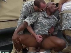 Army guys wearing thong gay Explosions,