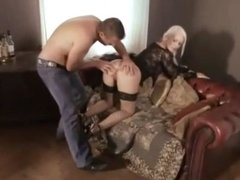 Blond German Teen Gets Fucked