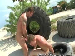 Naked men in public with erections hot gay