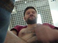 Masturbation at Work 09