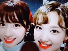 TWICE nayeon & momo cum tribute
