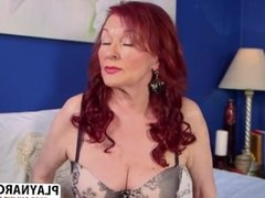 Perfect Stepmom Katherine Merlot Riding Cock Sweet Hot Bud