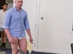 Young straight male gay porn actor