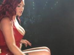 Hot & Sexy Paige - Smoking Sex