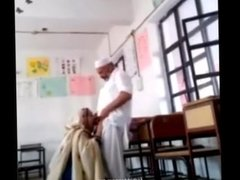 Real sex in a mosque