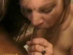 Hot milf gets banged till warm cumshot