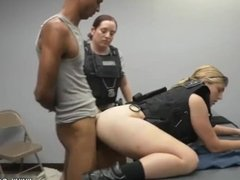 Massive tits blonde milf and seduces young