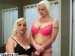 Big assed Girlfriend Mom Vicki Vaughn And Veronica Vaughn Take Cock Hard To