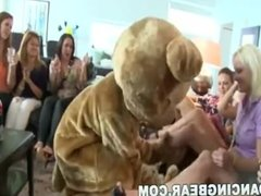 DANCING BEAR - Bachelorette Loft Party with Big Dick Male Strippers
