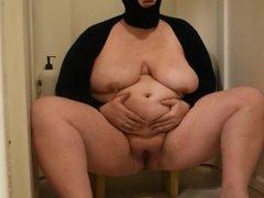 fat pig whore wife pisses