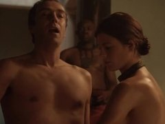 Lucy Lawless Viva Bianca Erin Cummings nudes from Spartacus