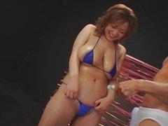 JAV - Japanese Huge Busty Idol 2