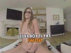 Kimmy Granger - Nerdy Hot Teen Loves To Fuck