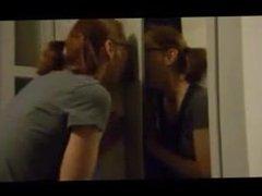 Redhead Homemade Gloryhole