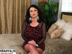Natural tits Stepmom Elektra Lamour Gets Fucked Well Touching Stepson