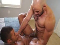 Big dick gay interracial and cumshot