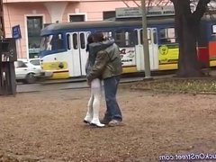 extreme anal sex in public
