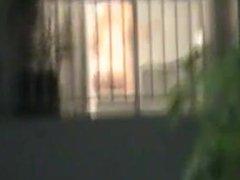 voyeur on hot neighbour