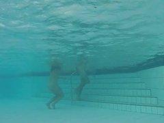 Sauna Pool Voyeur 1