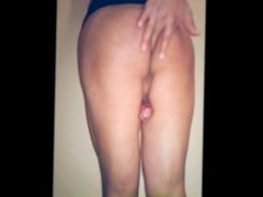 Gaby Latina show Ass Cock and Pussy