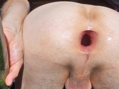 One of my best gape movies ever! Ass wide open!!!