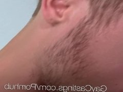 GayCastings Newcomer Zee Knox fucked by casting agent