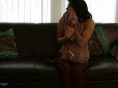 Striptease Porn Video Of Indian Amateur Babe Kavya Filmed In