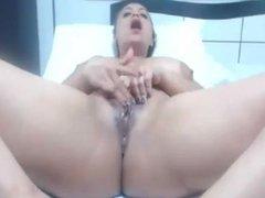 Monster tits webcam solo