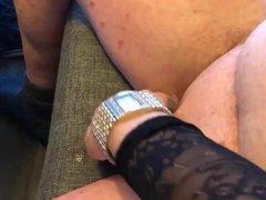 German TS Mareike - I torture my Cucki
