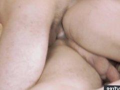 Men.com - Jacob Peterson Roman Cage - Guest Butt Fucker