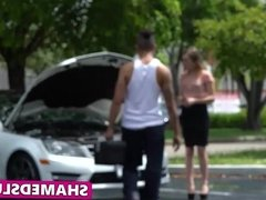 Cheating girlfriend Alex Blake gets caught and exposed