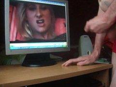 Zum Porno wichsen - Mix 3