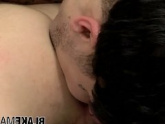 Mickey Taylor has steamy anal sex with Michael Wyatt