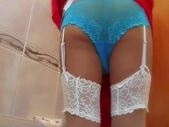 Knickers And Stocking Tops