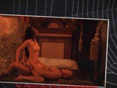 Roxy Panther - Beautiful Brunette's Butthole Banged.