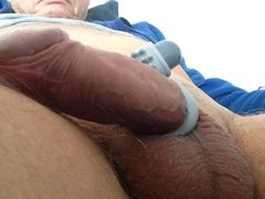With My vibrator