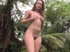 Remy Lacroix walking naked